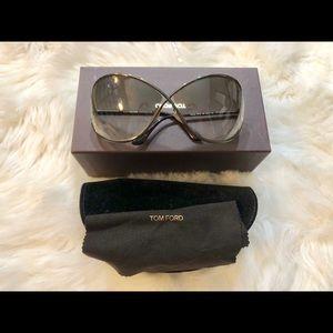 71da7ab31bcc Tom Ford Miranda Sunglasses 64MM Cobalt color